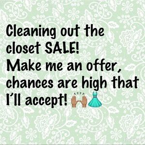 Dresses & Skirts - Cleaning out SALE! Open to all offers!